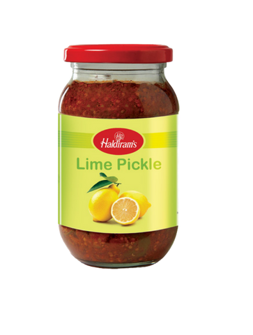 Haldiram Pickle Lime