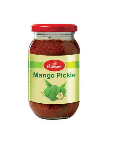 Haldiram Pickle Mango