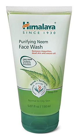 Himalaya Face Wash Neem