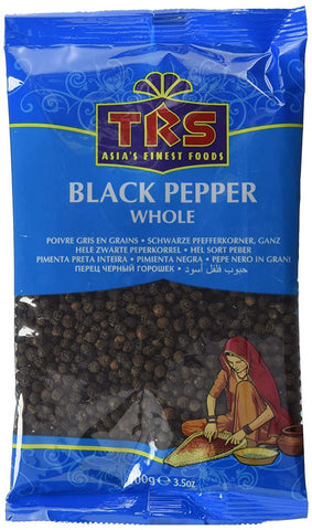 Black Pepper Whole Trs
