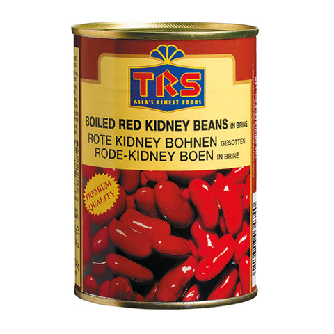 Boiled Red Kidneybeans Trs