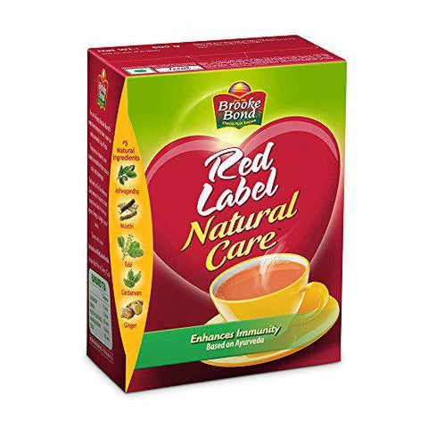 Tea Red Lab.Brooke Bond Natural