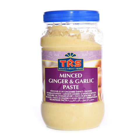 Minced Ginger Garlic Paste Trs