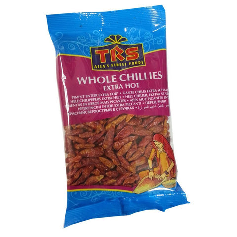 Chilli Red Whole Ex Hot Trs  Bird Eye