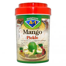 A-1 Mango Pickle