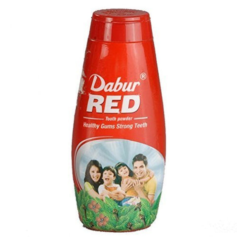 Toothpowder Dabur Red