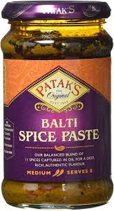 Patak Balti Paste Med