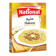 Haleem National