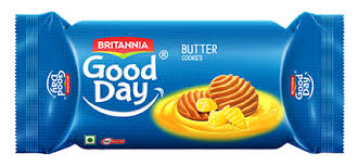 Biscuit Goodday Butter
