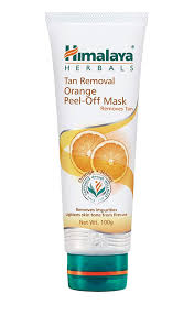 Himalaya Peeloff Mask Orange