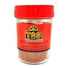 Food Colour Red Trs