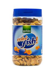 Biscuit Mini Fish Gullon
