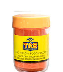 Food Colour Egg Yellow Trs
