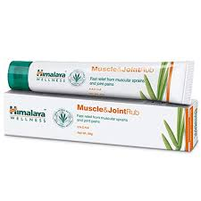 Himalaya Muscle Joint Rub