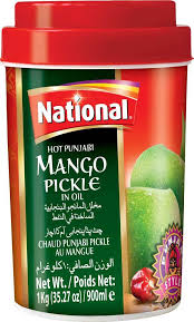 Pickle Mango National