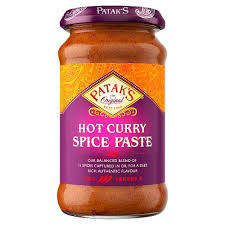 Patak Curry Paste Hot