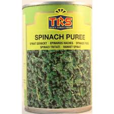Spinach Puree Trs