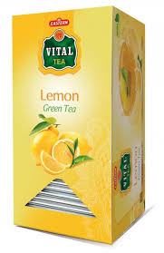 Tea Vital Green Lemon 30 Pack