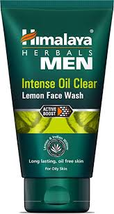 Himalaya Face Wash Men Oil Clear
