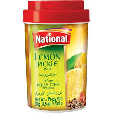 Pickle National Lemon