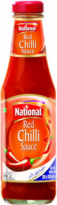 Sauce National Red Chilli