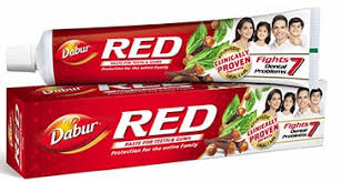 Toothpaste Red Dabur