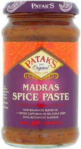Patak Madras Pst Hot
