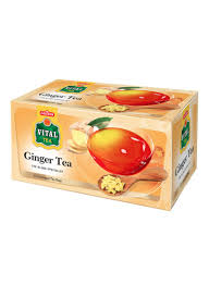 Tea Vital Ginger 25 Packs