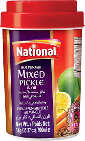 Pickle Mixed National