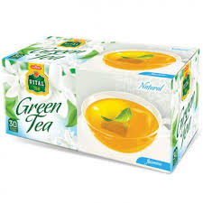 Tea Vital Box Green 30P