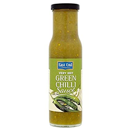EastEnd Green Chilli Sauce