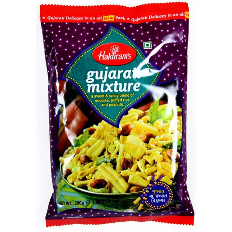 Haldiram Gujarati Mix.