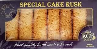Cake Rusk Crown 6Pcs