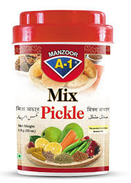 A-1 Mix Pickle
