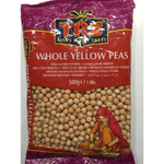 Peas Yellow Whole Trs