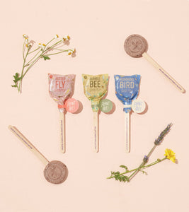 Modern Sprout Seed Lollipop