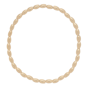 Harmony Small Gold Bead Bracelet