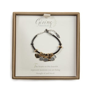 Heart Giving Bracelet