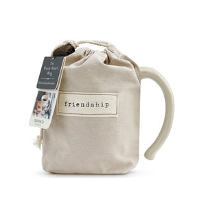 Friendship Heart Mug