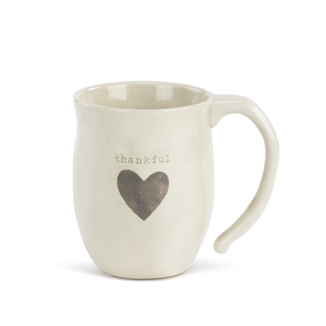 Thankful Heart Mug