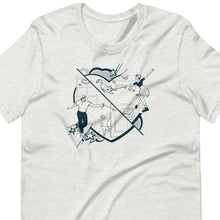 Load image into Gallery viewer, Lindy Hop at Home by Lina | Short-Sleeve Unisex T-Shirt