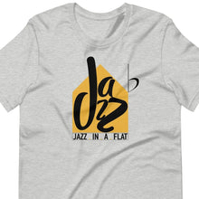 Load image into Gallery viewer, Jazz in A Flat | Short-Sleeve Unisex T-Shirt