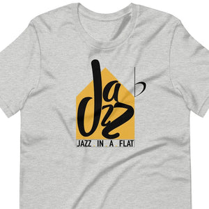 Jazz in A Flat | Short-Sleeve Unisex T-Shirt