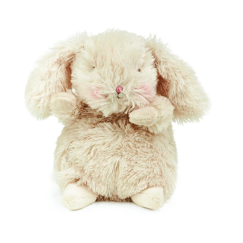 Wee Rutabaga Plush in Cream