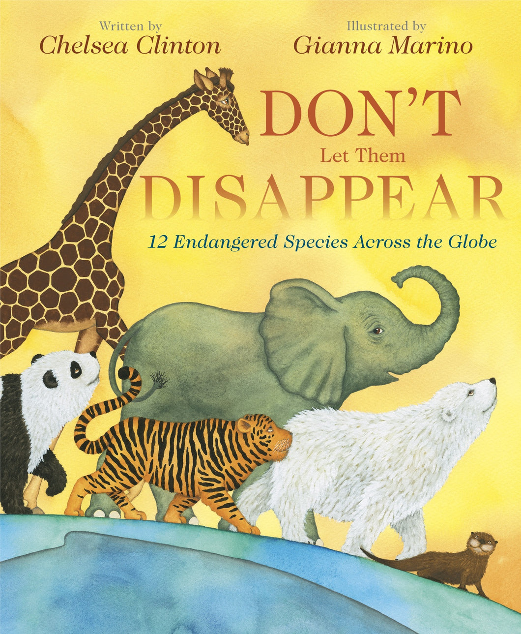 Don't Let Them Disappear- Children's Book
