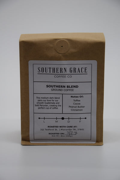 Southern Blend- Ground Coffee