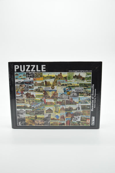 Memories of Knoxville- Knox County, TN  Puzzle
