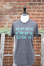 Load image into Gallery viewer, Alcoa, Tennessee Coordinates Tee