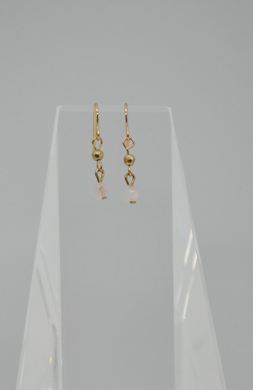 Dainty Dalia Earrings