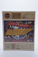 True South Tennessee The Volunteer State Puzzle